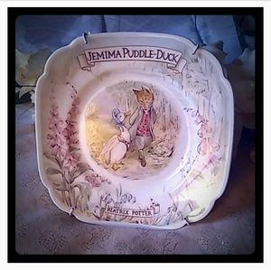 Royal Albert Beatrix Potter Plate